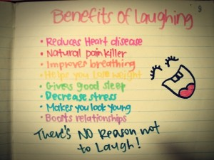 benefits-of-laughing